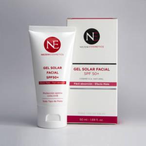 Gel Protector Solar Nezeni Cosmetics