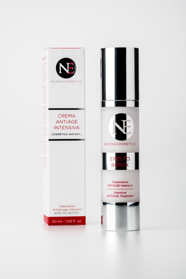 Crema Antiage Efecto Botox Nezeni Cosmetics