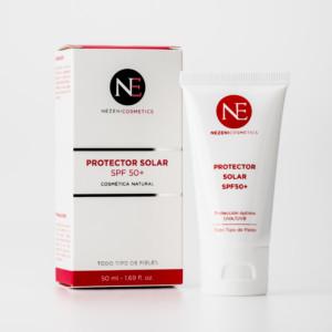 Protector Solar Rostro Nezeni Cosmetics