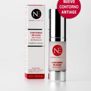 Nuevo contorno de ojos Nezeni Cosmetics con Cobiolift