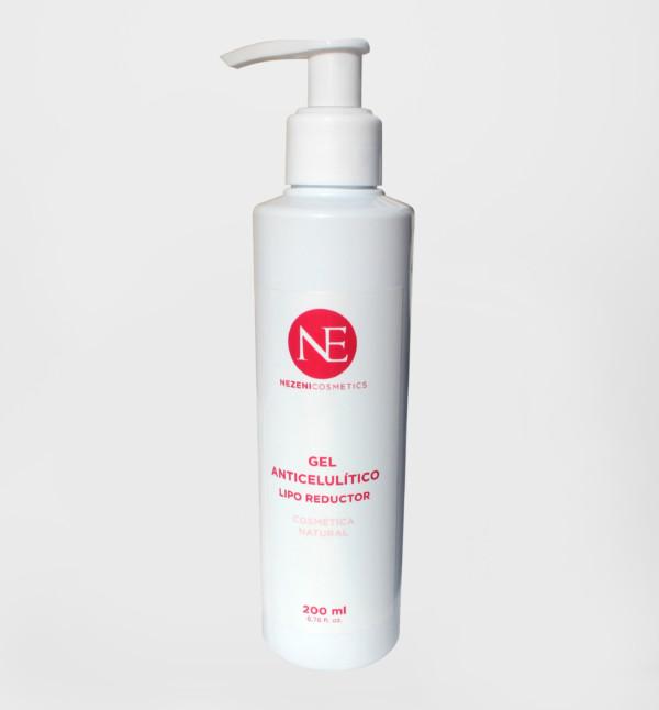 Gel Anticelulítico Nezeni Cosmetics