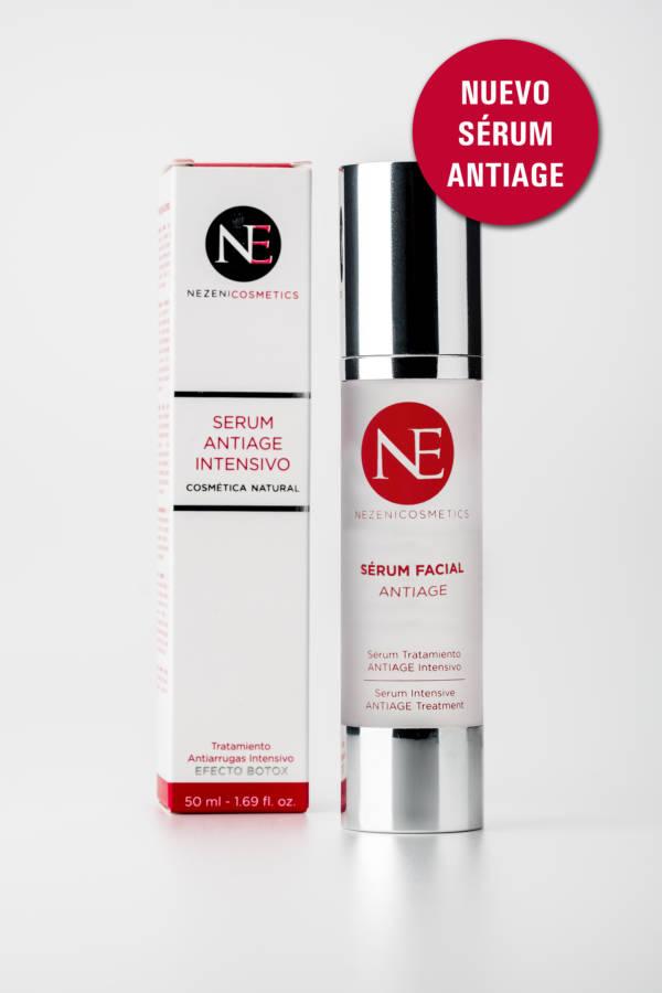 Serum Antiage Efecto Botox Nezeni Cosmetics Cobiolift