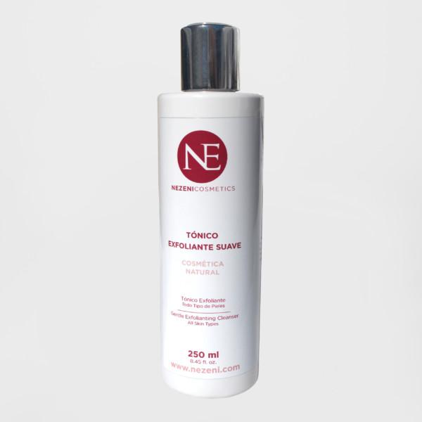 Tónico Exfoliante Suave Nezeni Cosmetics