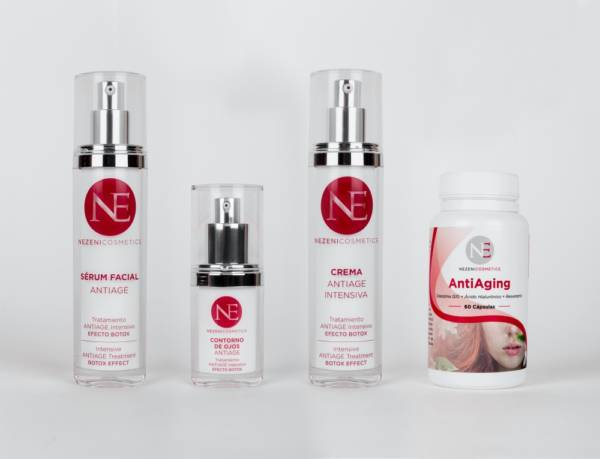 Pack Antiage Nutricosmetica