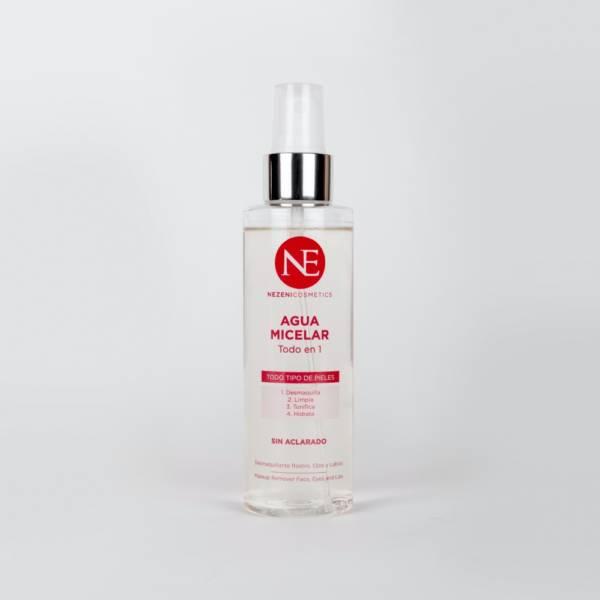 Agua micelar Nezeni Cosmetics