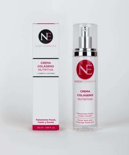Crema hidratante con Colágeno de Nezeni Cosmetics