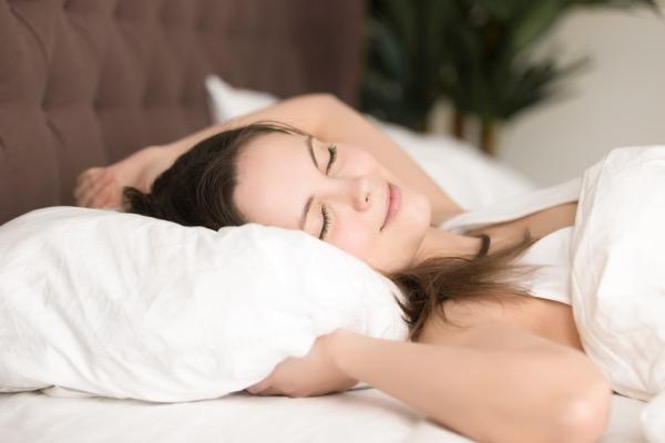 dormir piel sana