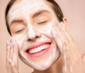 limpiar cara correctamente